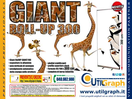 Utilgraph.it - GIANT_RollUP_300cm