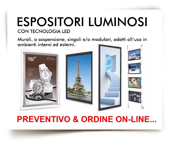 Utilgraph.it - ESPOSITORI_LED