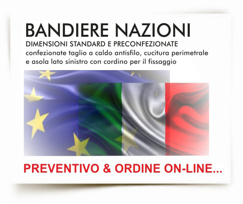 Utilgraph.it - BANDIERE NAZIONI